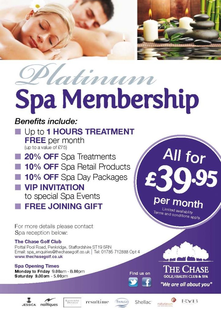 Offers The Chase Golf Health Club Amp Spa